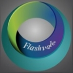Logo da emissora Rádio Flashvale Web