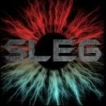 Logo da emissora Rádio SLEG