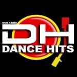 Logo da emissora Rádio Dance Hits