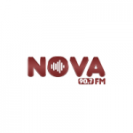 Logo da emissora Rádio Nova Bebedouro 1180 AM
