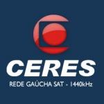 Logo da emissora Rádio Ceres 1440 AM