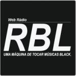 Logo da emissora Rádio Black In Love