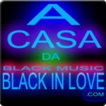 Logo da emissora Rádio Black In Love