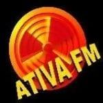 Logo da emissora Ativa FM Web