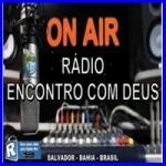 Logo da emissora Rádio Encontro com Deus