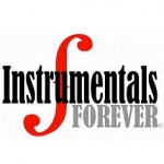 Logo da emissora Instrumentals Forever
