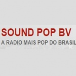 Logo da emissora Sound Pop BV