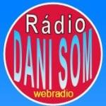 Logo da emissora Rádio Dani Som