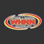 Logo da emissora WHNN 96.1 FM