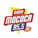 Logo da emissora Rádio Mococa 95.5 FM