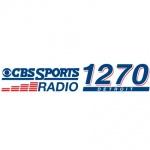 Logo da emissora WXYT 1270 AM CBS Sports Radio