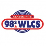 Logo da emissora WLCS 98.3 FM Classic Hits