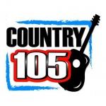 Logo da emissora WMKD 105.5 FM Country