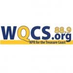 Logo da emissora Radio WQCS 88.9 FM