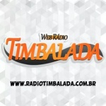 Logo da emissora Rádio Timbalada