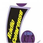 Logo da emissora Rádio Colorense 87.5 FM