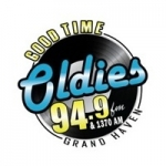 Logo da emissora WGHN 1370 AM 94.9 FM