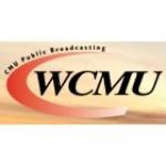 Logo da emissora WCMU 89.5 FM CMU Public Radio