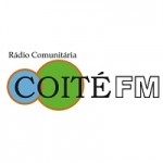 Logo da emissora Rádio Comunitária Coité 101.7 FM