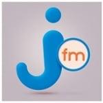 Logo da emissora Radio Jota FM 106.5