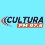 Logo da emissora Radio Cultura 97.5 FM