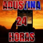 Logo da emissora Adustina 24 Horas