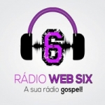 Logo da emissora Rádio Web Six