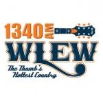 Logo da emissora WLEW 1340 AM