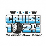 Logo da emissora WLEW 102.1 FM