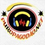 Logo da emissora Puro Pagodão