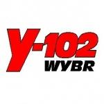 Logo da emissora WYBR 102.3 FM Y