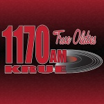 Logo da emissora KRUE 1170 AM