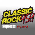 Logo da emissora Radio WRBA 95.9 FM