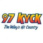 Logo da emissora KYCK 97.1 FM