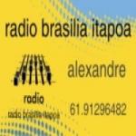 Logo da emissora Rádio Brasília Itapoã