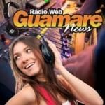 Logo da emissora Web Rádio Guamaré News