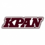 Logo da emissora KPAN 106.3 FM