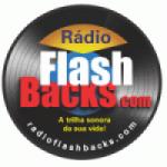 Logo da emissora Rádio Flashbacks