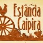 Logo da emissora Rádio Estância  Caipira
