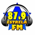 Logo da emissora Radio Estrela FM 87.9