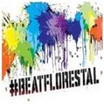 Logo da emissora Rádio Beat Florestal