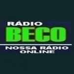 Logo da emissora Rádio Beco