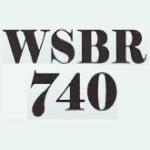Logo da emissora WSBR 740 AM