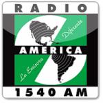 Logo da emissora Radio WACA America 1540 AM