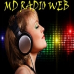 Logo da emissora Md Rádio Web
