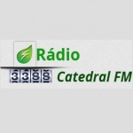 Logo da emissora Rádio Catedral FM