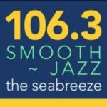 Logo da emissora Radio WSBZ 106.3 FM