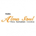 Logo da emissora Rádio Alma Soul
