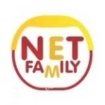 Logo da emissora Rádio Net Family