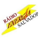 Logo da emissora Rádio Energia Salvador